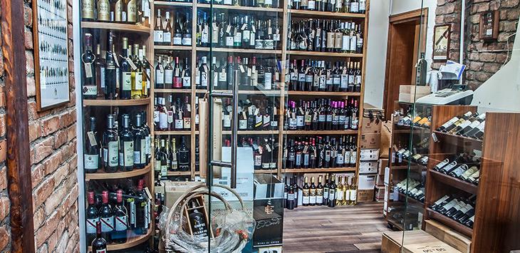 Stari grad vinarija