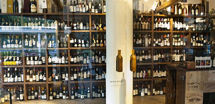 Novi Beogrda vinarija
